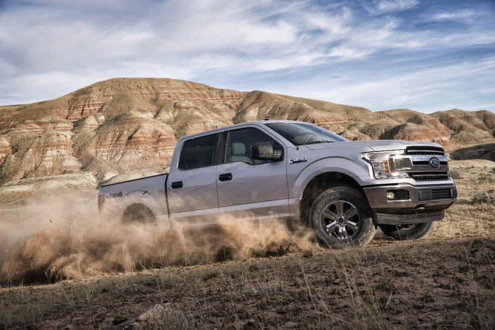 Ford shows off tougher, smarter 2018 F-150