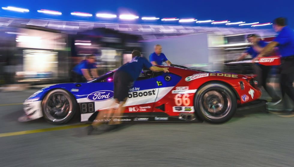 Ford wins GT Le Mans class at Rolex 24 at Daytona