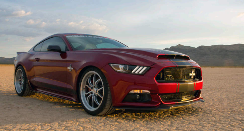 Shelby's 750bhp Mustang Super Snake is the Venomous Pony of Your Dreams
