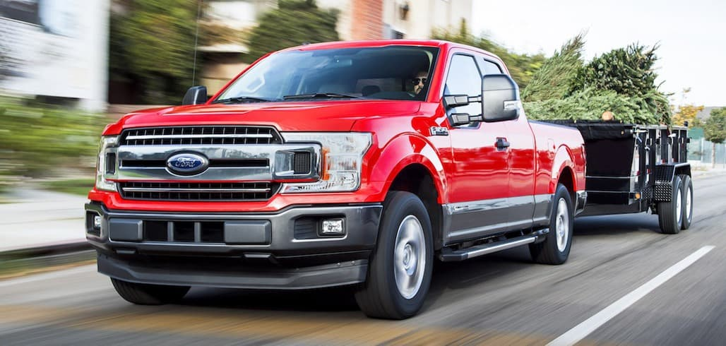 Ford F-150 Gets 30 MPG From All-new 3.0-liter Power Stroke Diesel