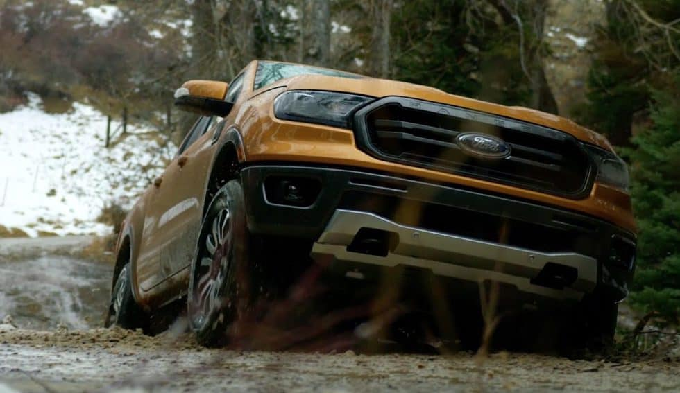 Ford Ranger Returns to Take on Midsize Truck Market
