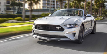 Ford Mustang GT California Special Cruises Into Showrooms This Summer