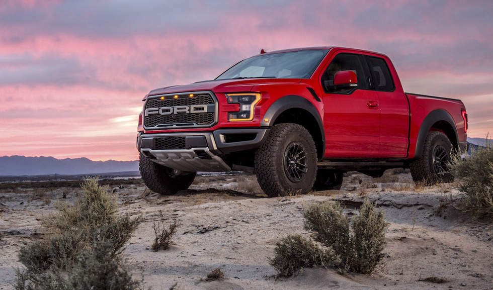 2019 Ford F-150 Raptor Revealed With a Slew of Updates