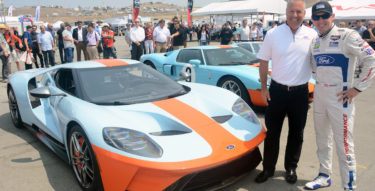2019 Ford GT Heritage Edition Honors Most Famous Paint Scheme In Motorsports