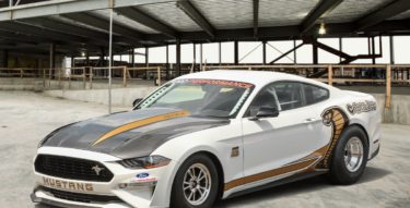 50th Anniversary Mustang Cobra Jet Is Ready To Heat Up The Track