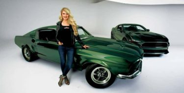 Two Iconic Mustang Bullitts Headline This Years Mustang Dream Giveaway