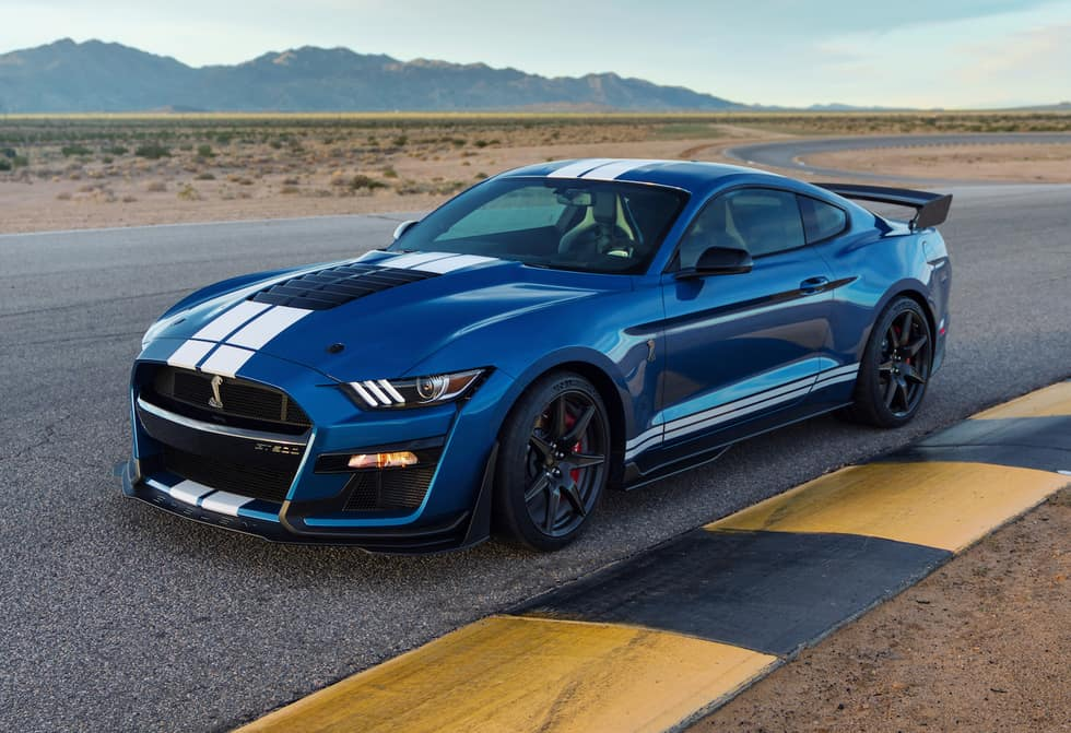 2020 Mustang Shelby GT500 Breaks cover with 700+ horsepower
