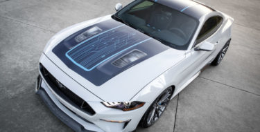 Electric Mustang prototype makes more than 1,000 ft.-lbs. of torque and more than 900 horsepower instantaneously!