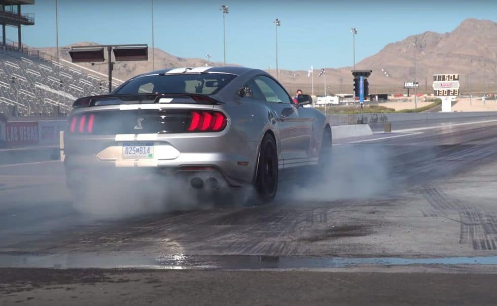 2020 Ford Shelby Mustang GT500 Official Review & Hot Lap